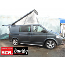 SCA 190 COMFORT ROOF SWB FRONT ELEVATING