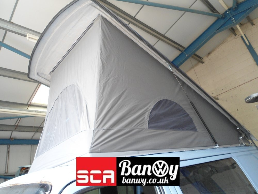 SCA 114 T4 LWB ROOF - Special Order