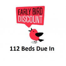 112 RIB Seats Due December