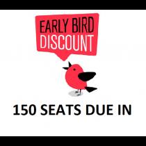 150 RIB Slider Seats Due In November