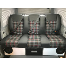 VW Tartan Trim - Made to Order FLUX Bed
