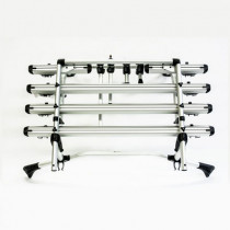 Bike Rack T6 Transporter California Tailgate FREE SHIPPING WITH A RIB BED OR SCA ROOF OR £70 ON A PALLET
