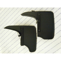 Mud Flaps Rear TOURAN 2011-15