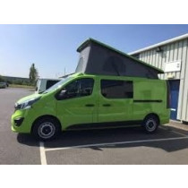 SCA 188 LWB Vivaro Roofs Made to Order Typical Lead Time 12 - 16 Weeks