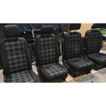 FRONT SEATS TO MATCH BY VISION LEISURE